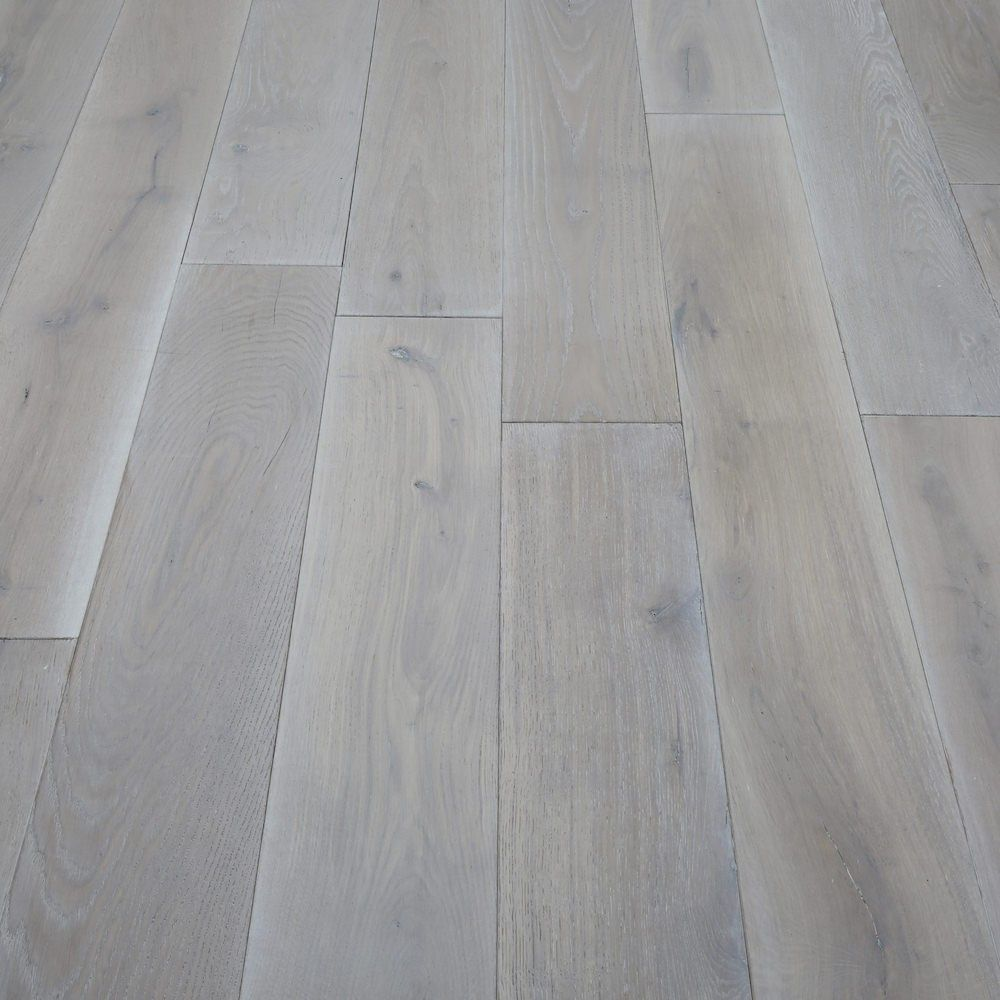 Prestige Frosted Oak Solid Wood Flooring Solid wood
