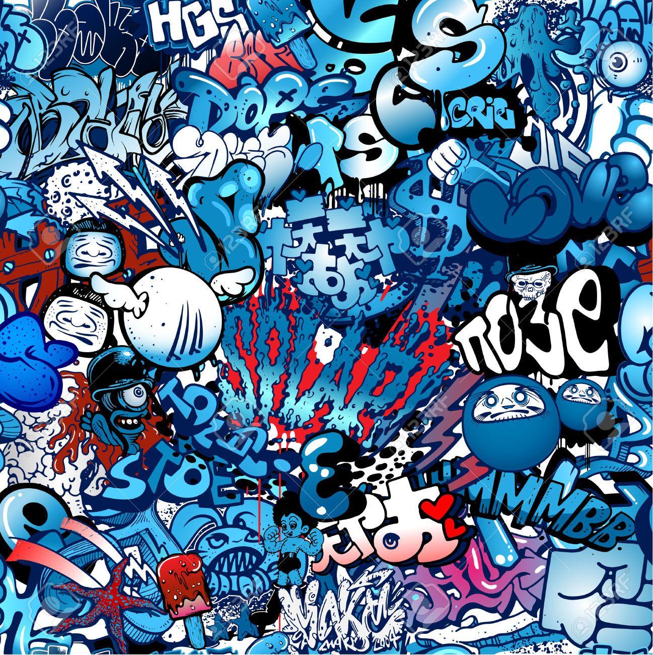 31279936-Graffiti-street-art-Stock-Vector-grunge-graffiti