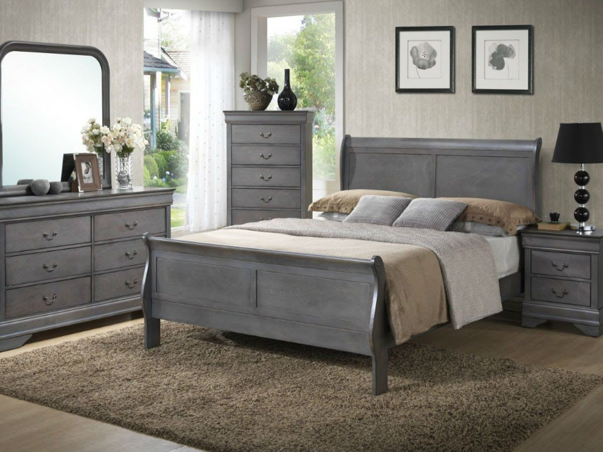 With A Warm Inviting Finish And A Rich Traditional Design, The Driftwood  Gray Collection Is