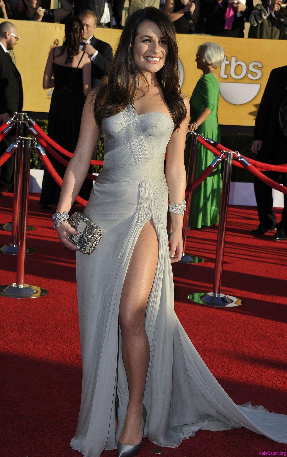 729628a9de600a Lea-Michele-Versace-red-carpet-dress-2012-SAG-Awards-1.jpg (1200 ...