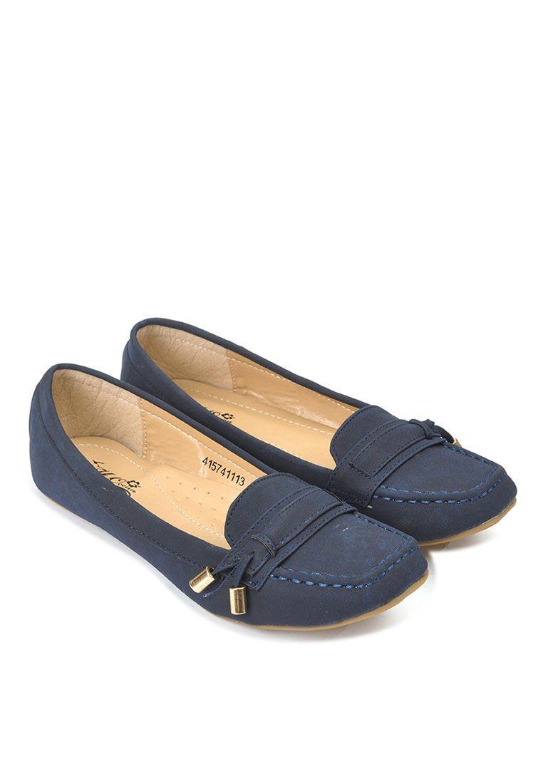 Christen-Loafers-Flats-Shoes-Blue-H2Ocean-Lifestyle-Women-