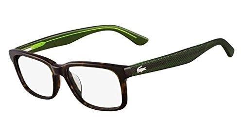 687660a9e9eb Lacoste Eyeglasses L2672 Havana Demo 17 140