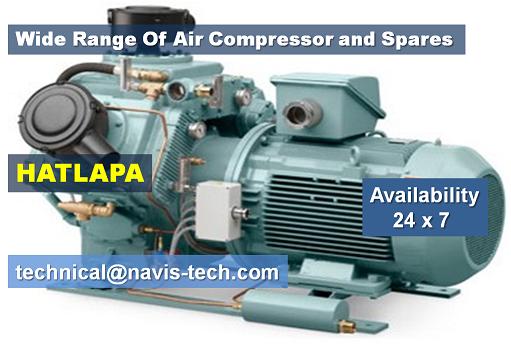 Hatlapa Air Compressor Complete Recondition Hatlapa W 25 Hatlapa W 30 Hatlapa W 35 Hatlapa W 40 Hatlapa W45 Hatlapa W 55 Air Compressor Compressor Engineering