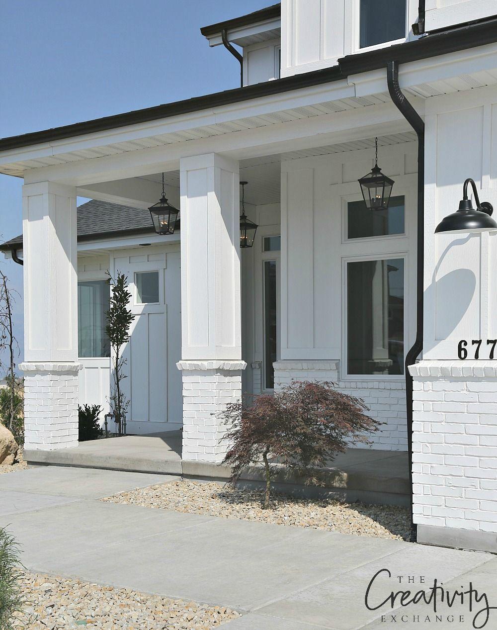 modern farmhouse exterior lighting online