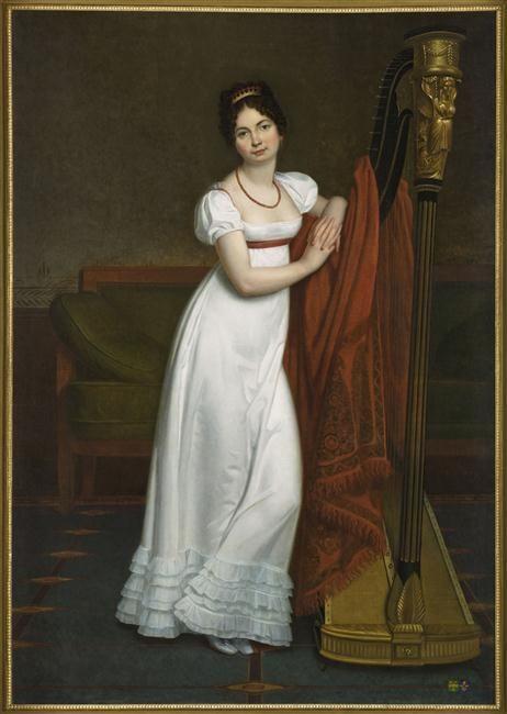 19th Century Empire Dresses