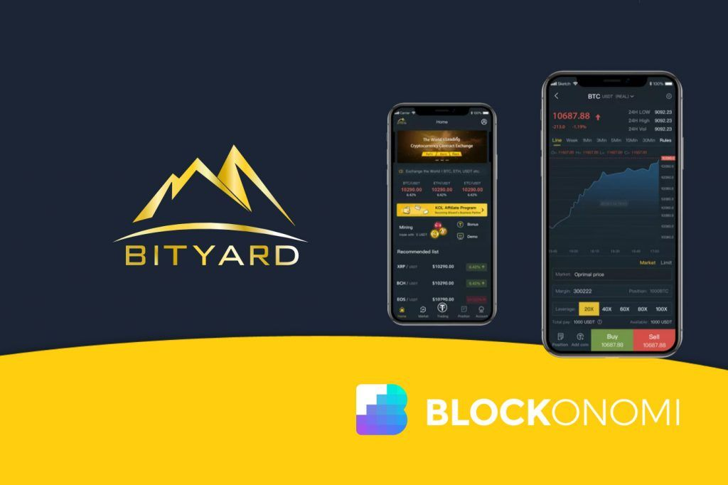 Bityard Leveraged Crypto Futures Trading With a Regulated