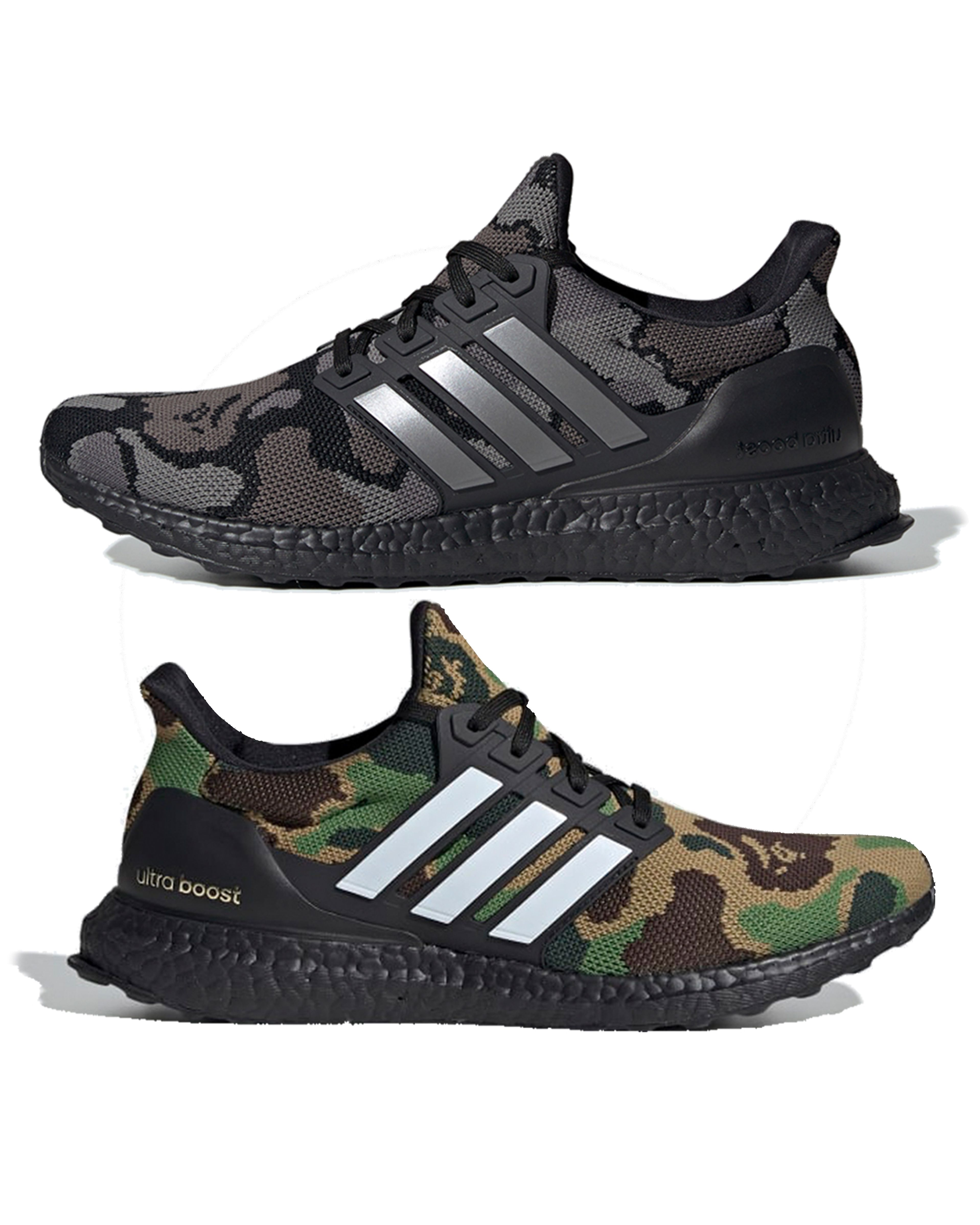 Shop the Adidas x A Bathing Ape Superbowl collection online