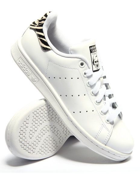 Find Stan Smith Zebra Women\u0027s Footwear from Adidas \u0026 more at DrJays. on  Drjays.