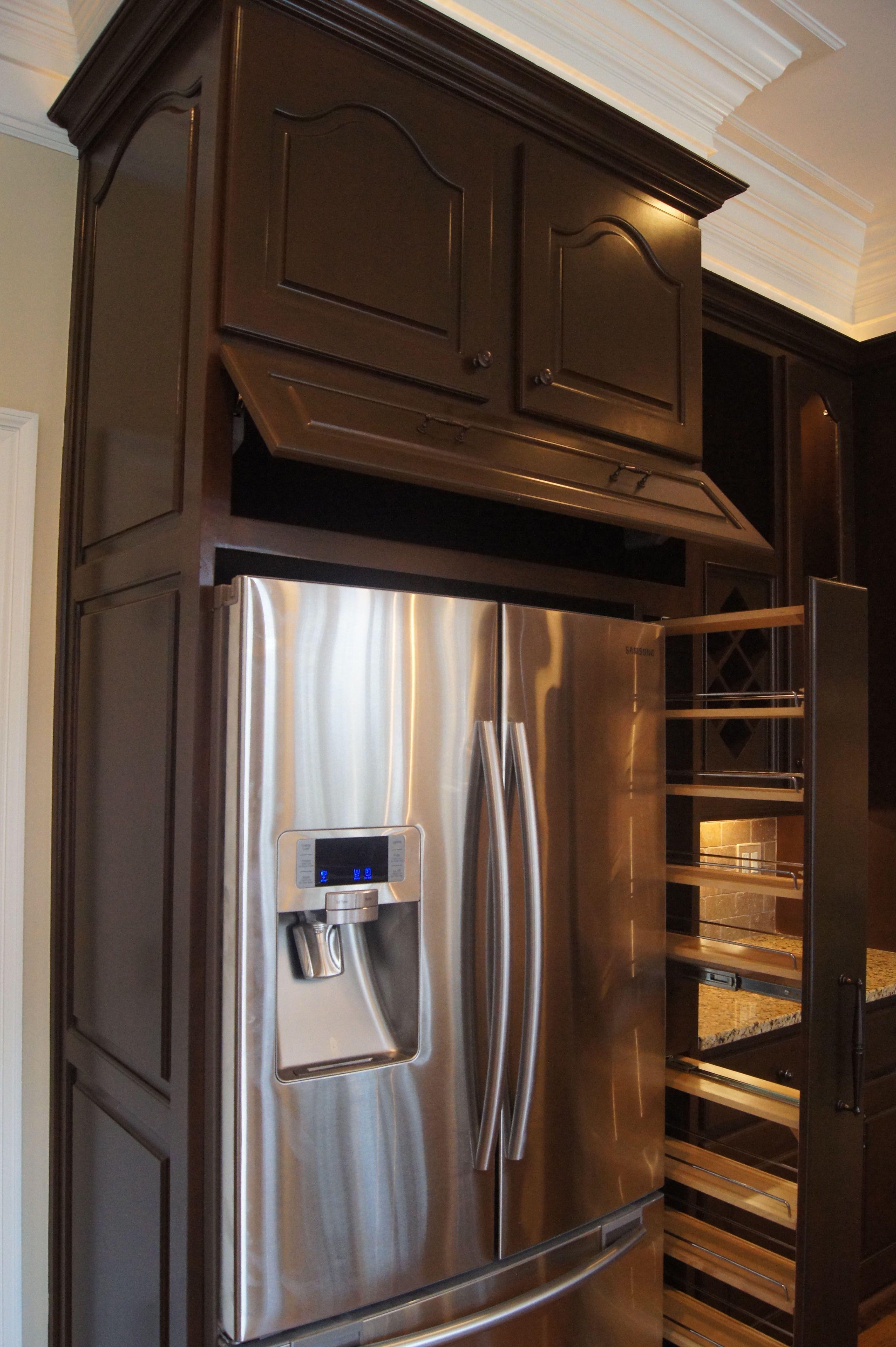 Home Ccff Organizing Inserts Fridge Storage Kitchen