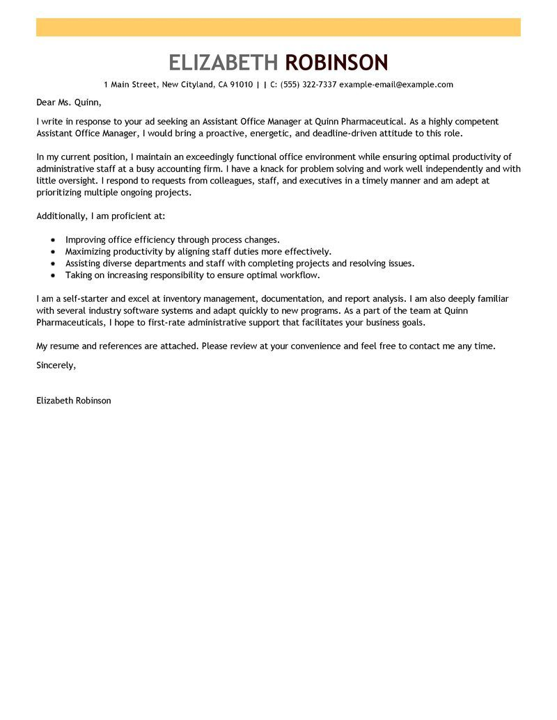 Literature review on childhood obesity cover letter example cover letter for administrative support office manager cover letter 4 tips to write cover letter for spiritdancerdesigns Choice Image