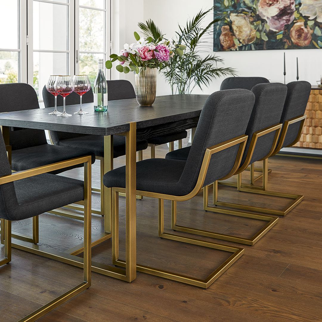 23+ Small black extendable dining table Trending