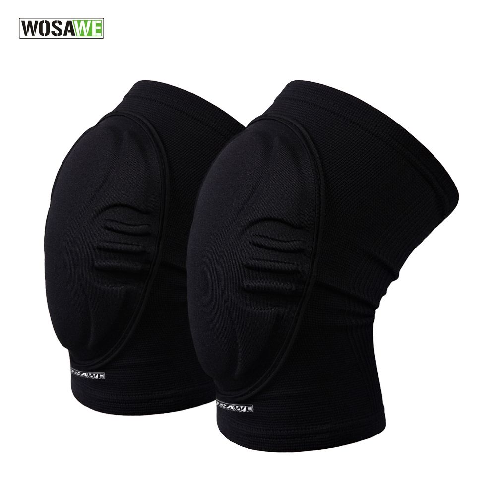 Wosawe Two Pieces Skiing Oalkeeper Soccer Football Volleyball Extreme Sports Knee Pads Protect Cycling Knee Protector Kneepad With Images Sports Knee Brace Knee Pads Extreme Sports