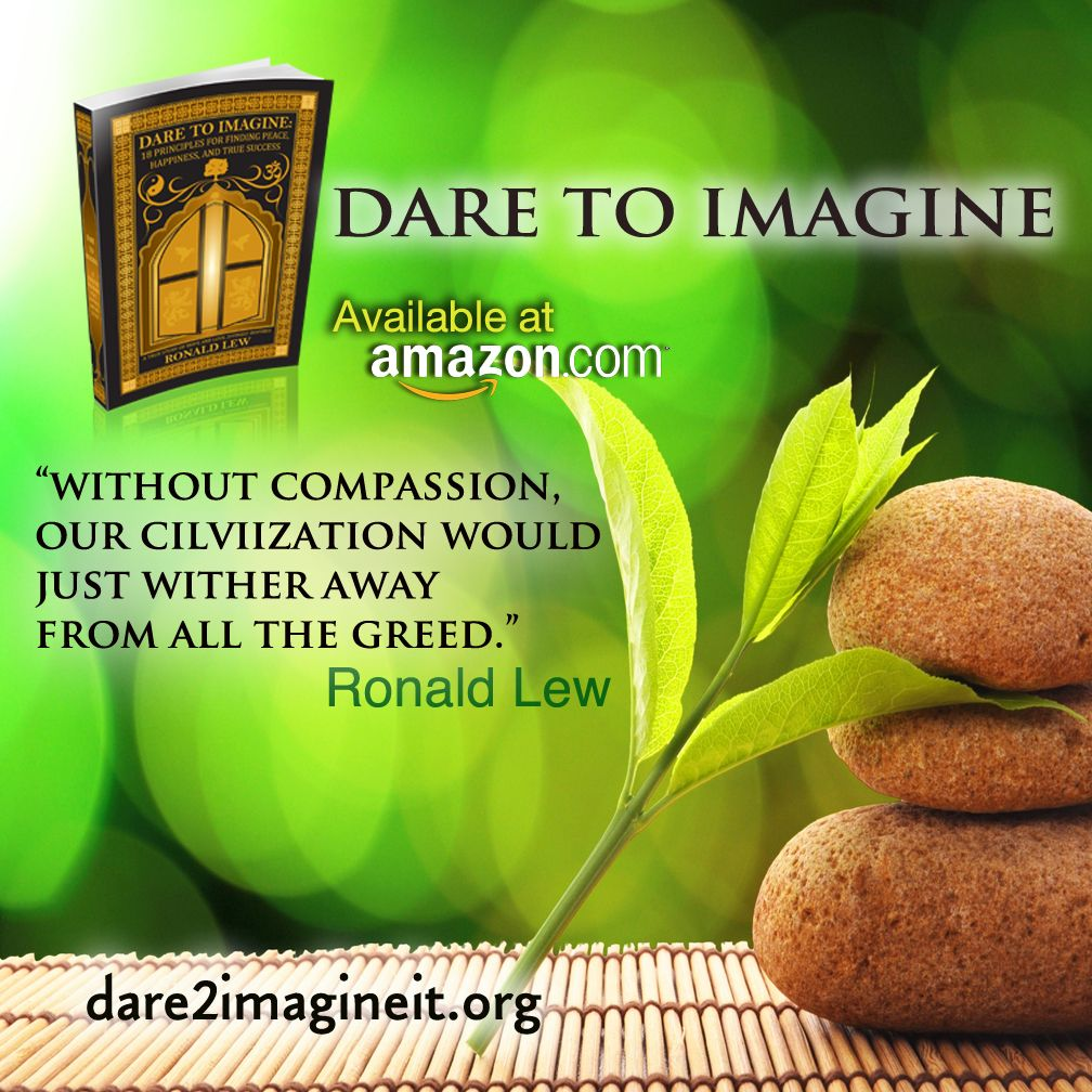"""From My Book, """"Dare To Imagine"""" (With Images)"""