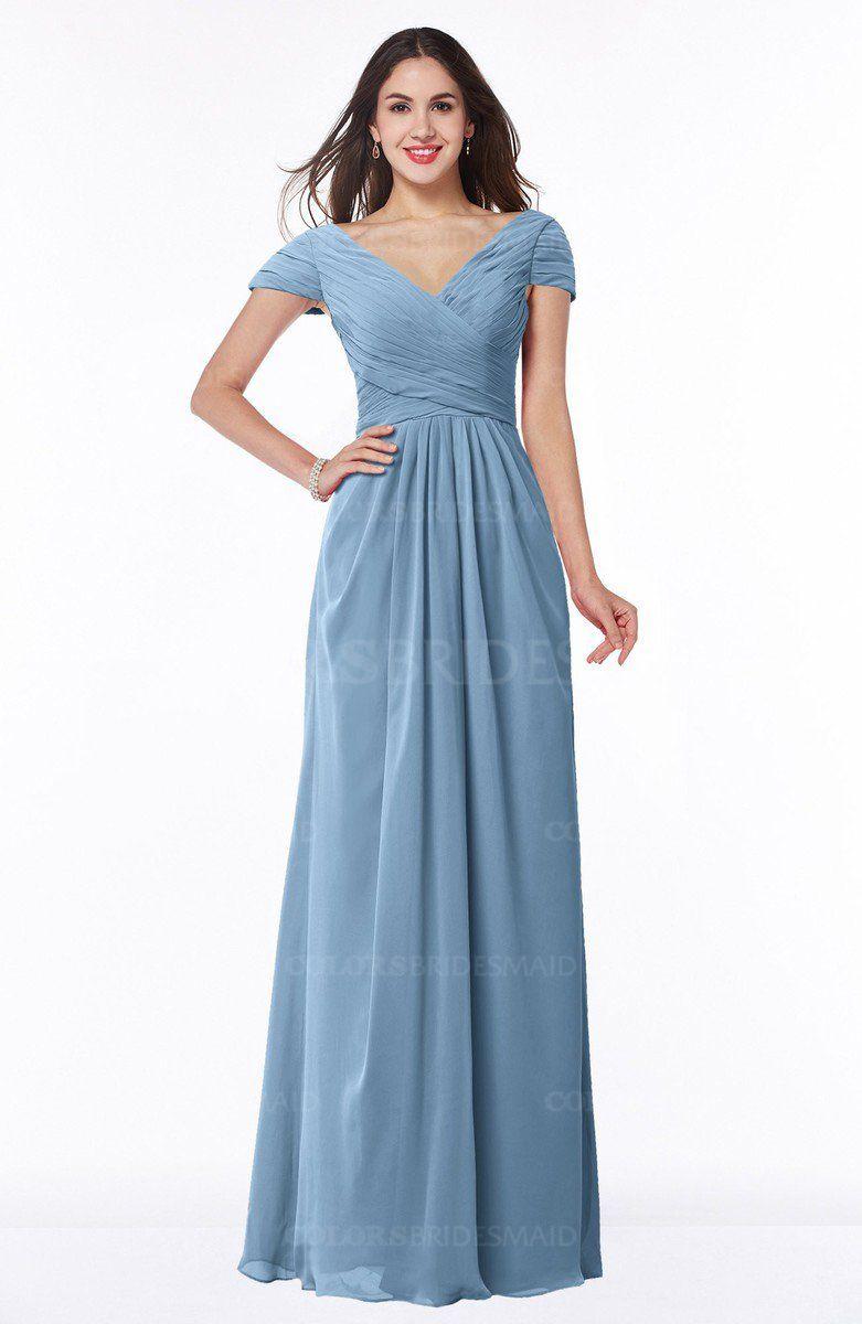 Click to enlarge | Bridesmaid Dresses | Pinterest | Short sleeves ...