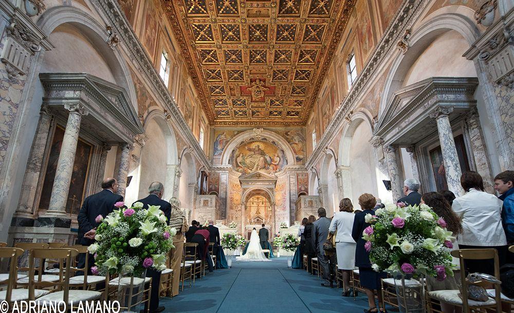 Chiesa Di San Cesareo In Palatio Matrimonio Matrimonio In Chiesa Chiesa