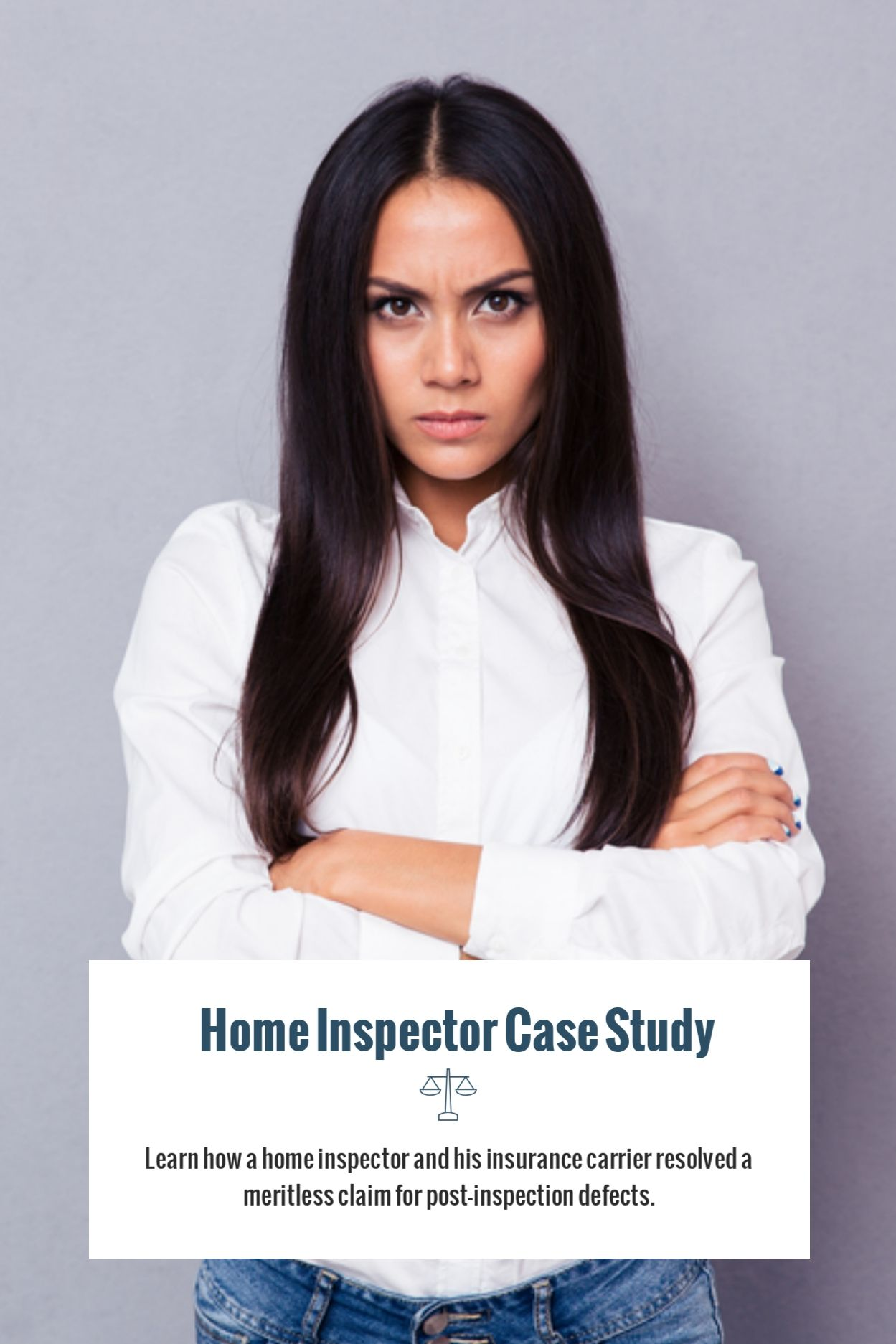 Home Inspector Case Study You Ve Got The Wrong Guy Home
