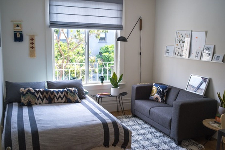 Merveilleux Tariu0027s Tiny SF Casa U2014 Small Cool 2016 | Apartment Therapy