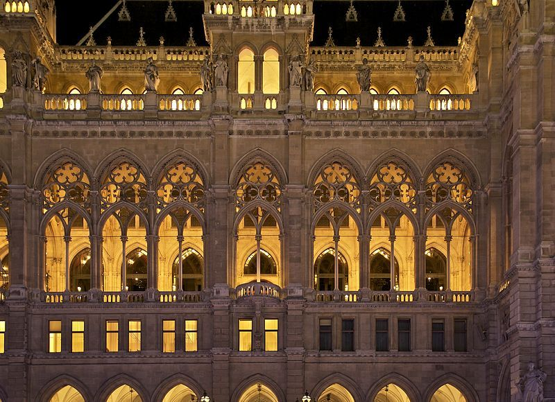 FileDetail façade neues Rathaus Vienna night.jpg Vienna