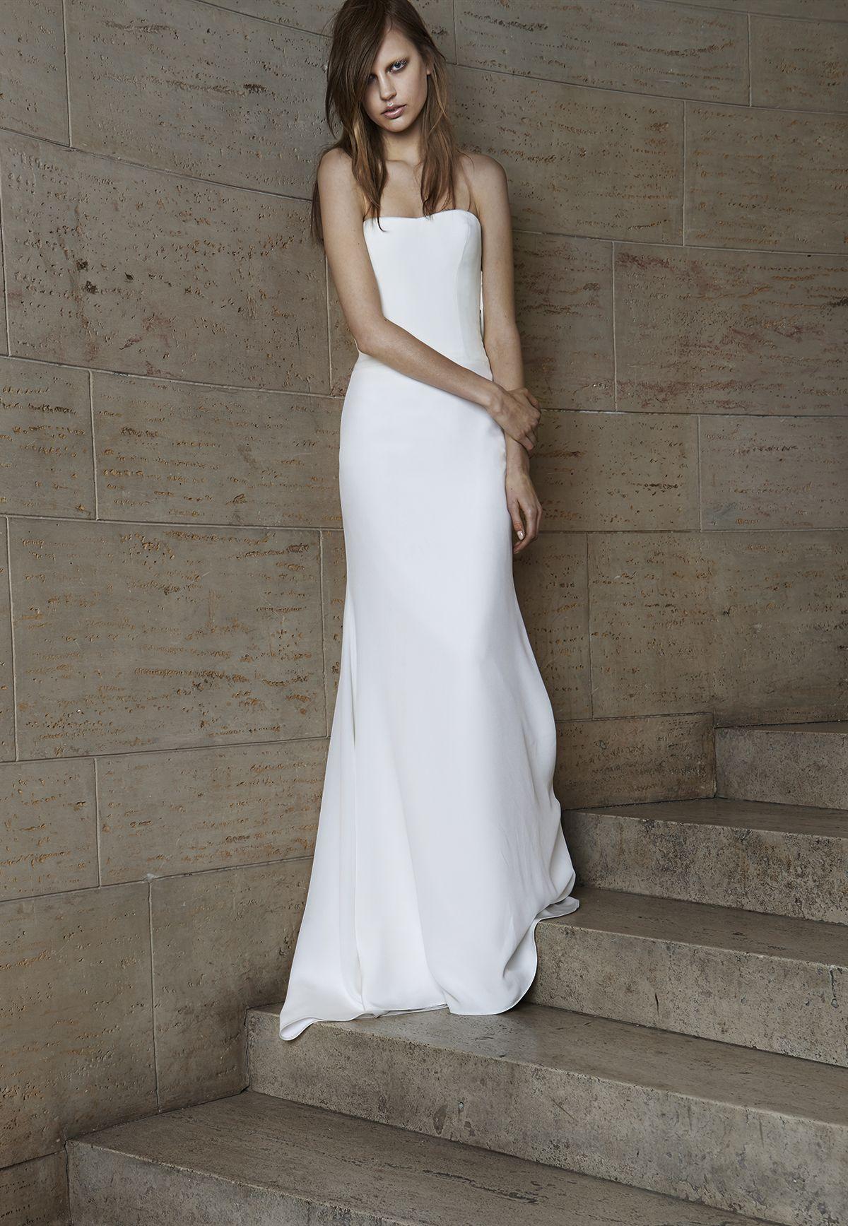 Vera Wang Wedding Dresses Spring
