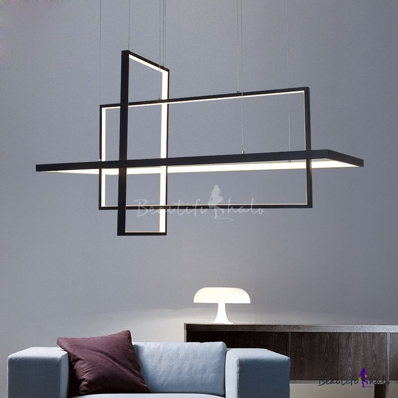 Pendant Lamp Modern Metal Multi Light