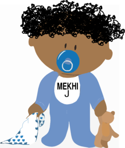 African American Clip Art Free African American Baby Boy Baby Clip Art Baby Images Baby Cartoon