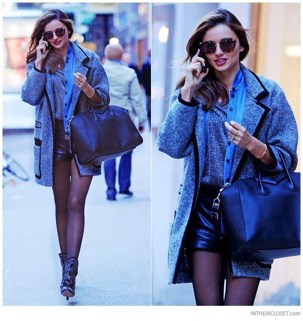 Givenchy Antigona bag and Isabel Marant booties