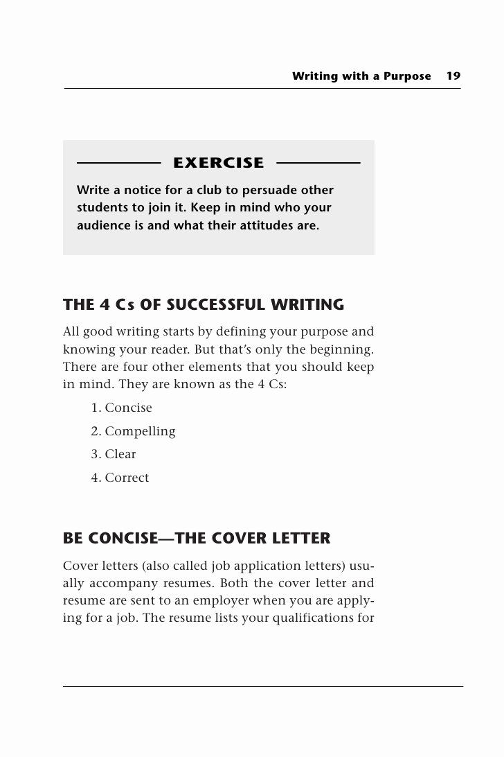 Communication skills resume examples awesome written