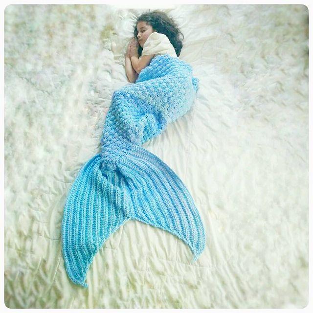 Emma-Noel Mermaid Tail pattern by Lee Sartori | Cola de sirena ...