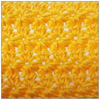 artesanato de Tina: crochet ponto