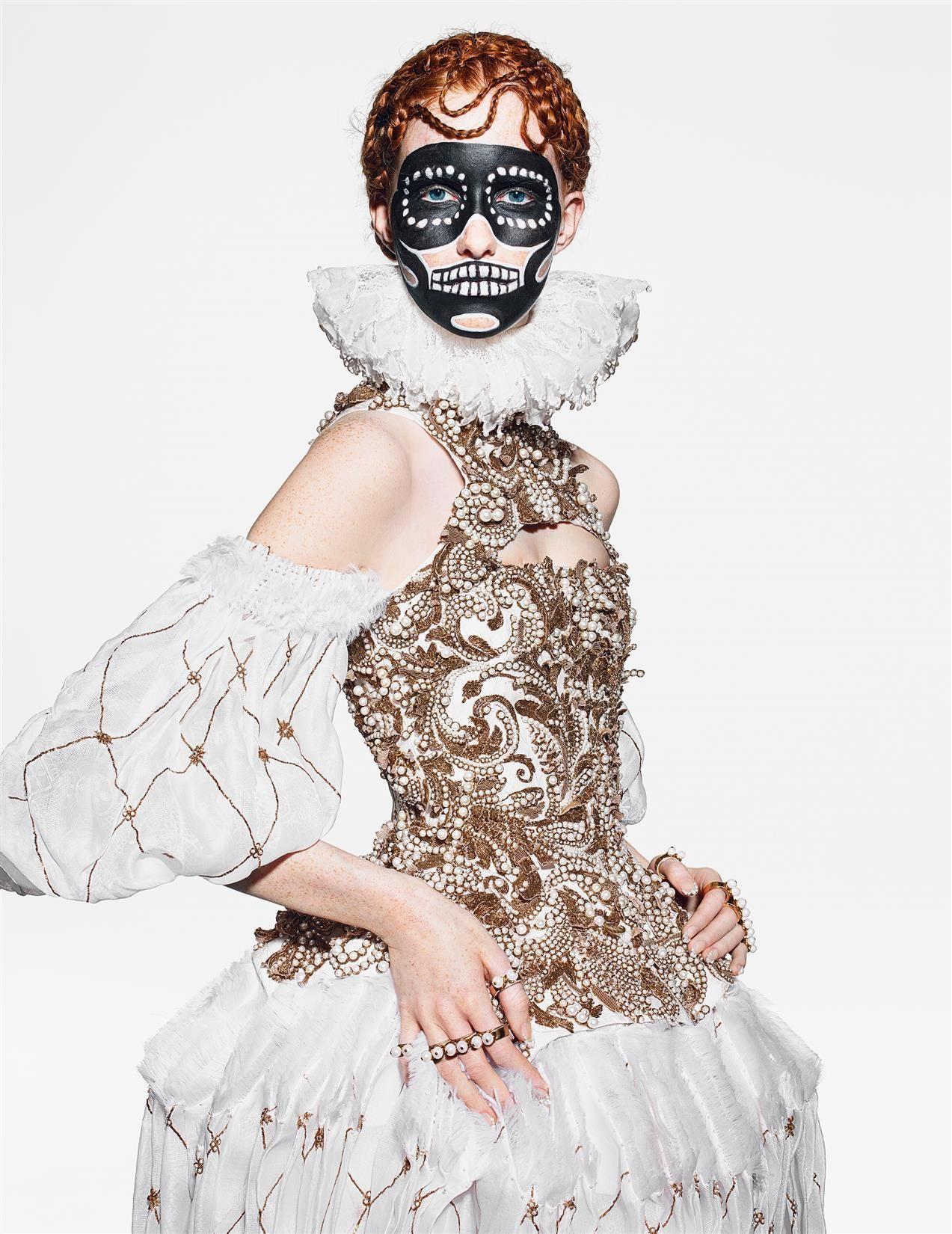 Art + Commerce - Artists - Photographers - Richard Burbridge - Dazed & Confused McQueen
