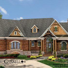 Lake Breeze Cottage House Plan