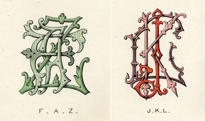 Wilkinson, Heywood and Clark Ltd Monograms 1