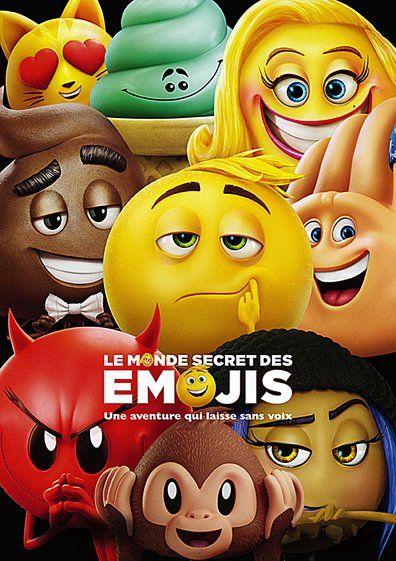 Film en streaming Le Monde secret des Emojis - Que\'s à l\'Intérieur ...