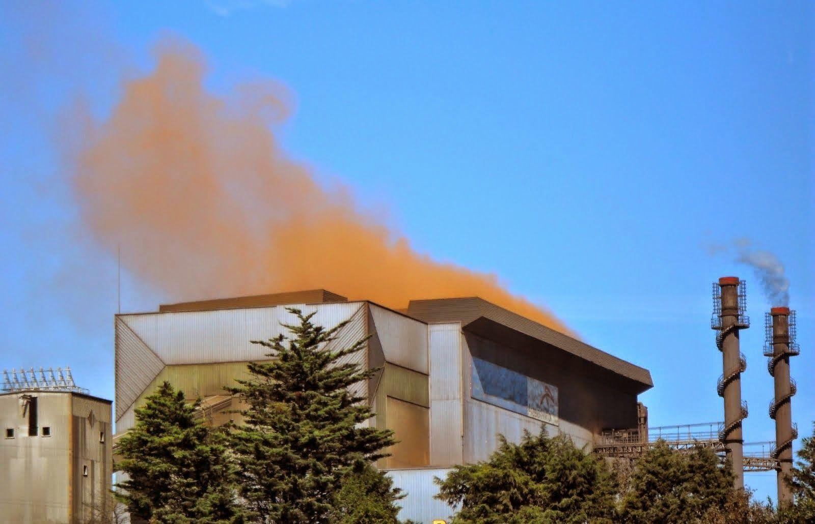 ECO-DIARIO-ALTERNATIVO: Asturias empieza el año con el aire muy contaminado, lo mismo que lo acabo.