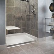 Example Design Walk In Showers  Google Search  Condo  Pinterest Custom Bathroom Design For Elderly Design Ideas