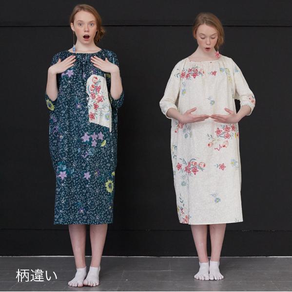 nani iro japan - sewing pattern: one piece smock | Sew it up ...