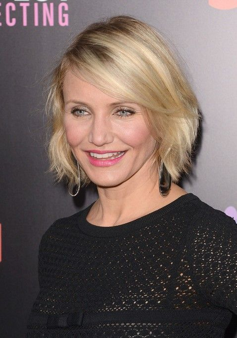 2014 short choppy bob hairstyle for women over 40 cameron diaz 2014 short choppy bob hairstyle for women over 40 cameron diaz hairstyles urmus Image collections