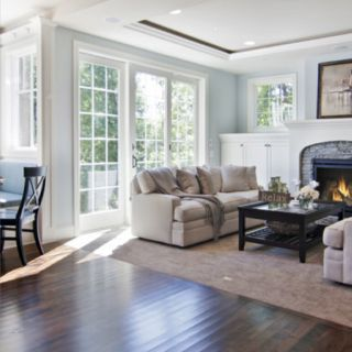 Pin By Charee Gilbert On New House Hearth Room Family Room Family Room Design