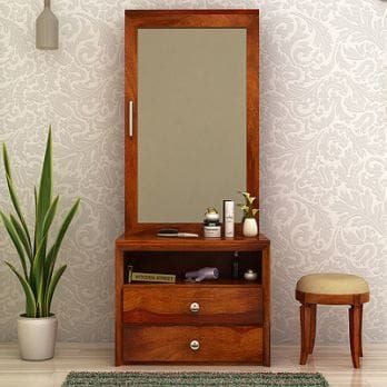 Carvel Dressing Table Is Designed To Match The Contemporary Bedroominterior With Its M Dressing Table Design Modern Dressing Table Designs Dressing Room Decor