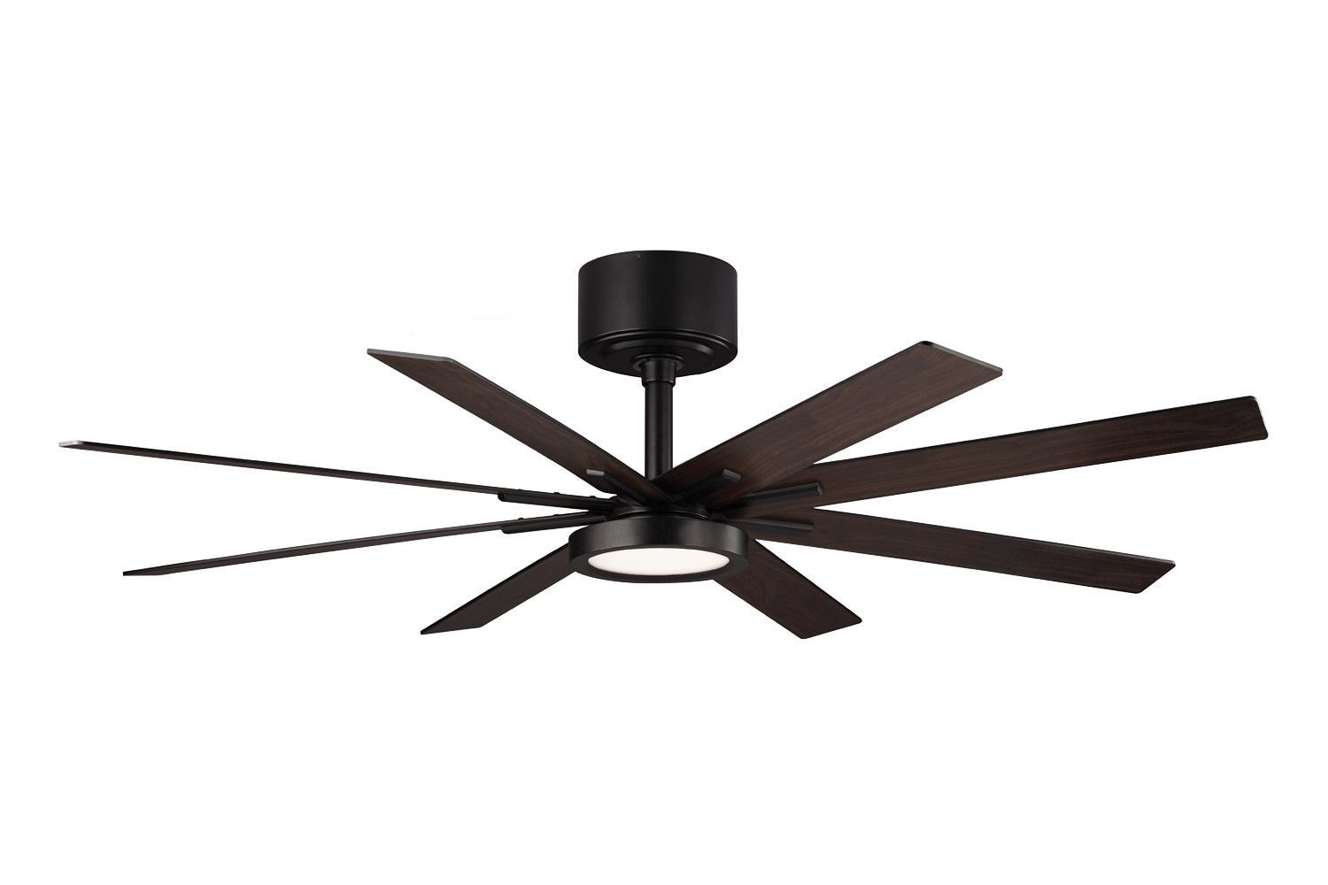 Monte carlo 60 empire matte black ceiling fan 8eer60bkd monte carlo 60 empire matte black ceiling fan 8eer60bkd aloadofball Image collections