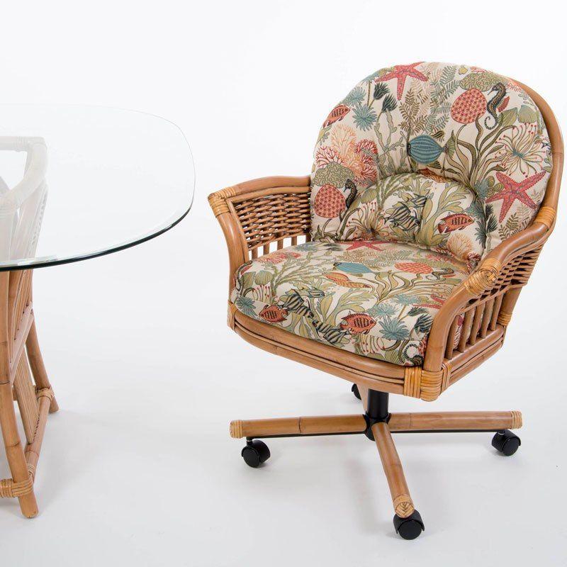 Bridgeport tilt swivel caster chair caster chairs chair