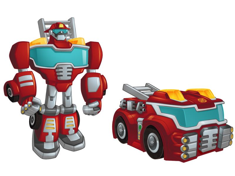 Transformers Rescue Bots Heatwave Transformers Rescue Bots Heatwave ...