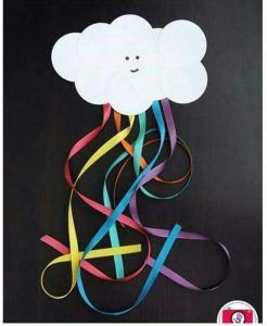 Paper strips craft ideas | funnycrafts