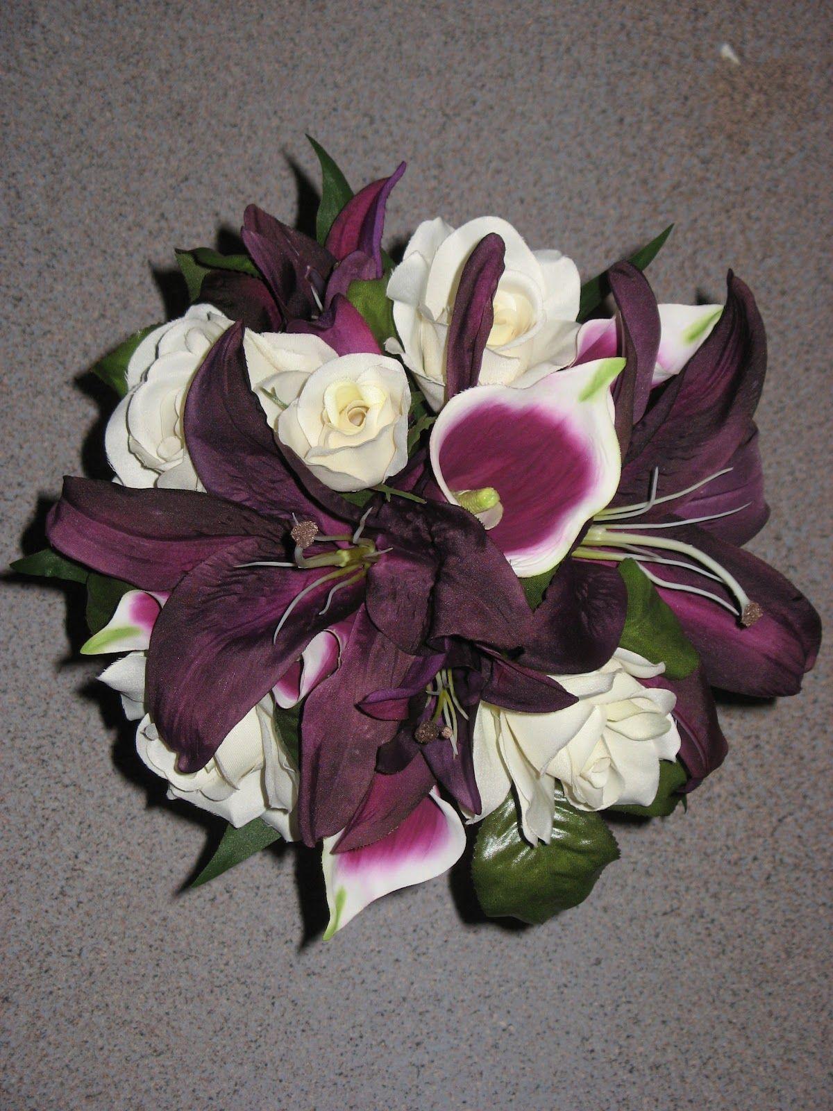 Sangria Purple Color