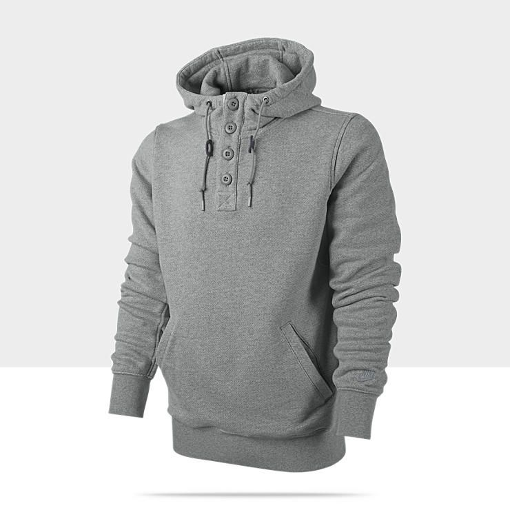 Button hoodies