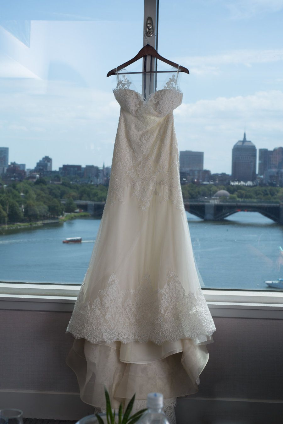 Elite wedding dresses  Classic Summer Wedding in the City