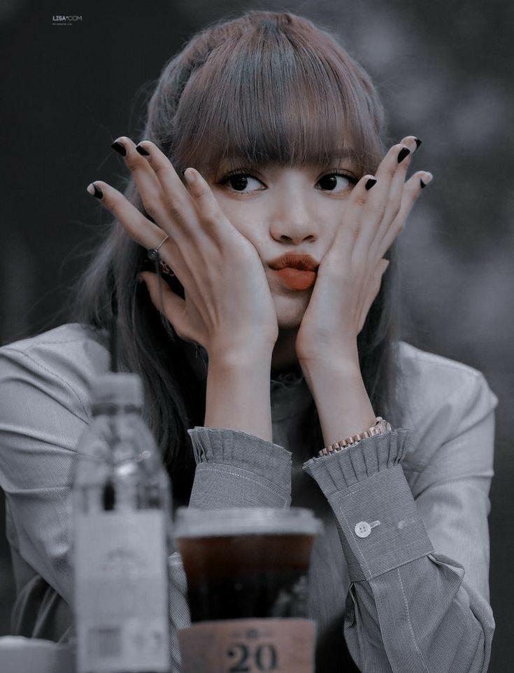 Tatli Lisa Entertainment Aesthetic Cute Lisa Gambar Teman Selebritas Gadis Korea