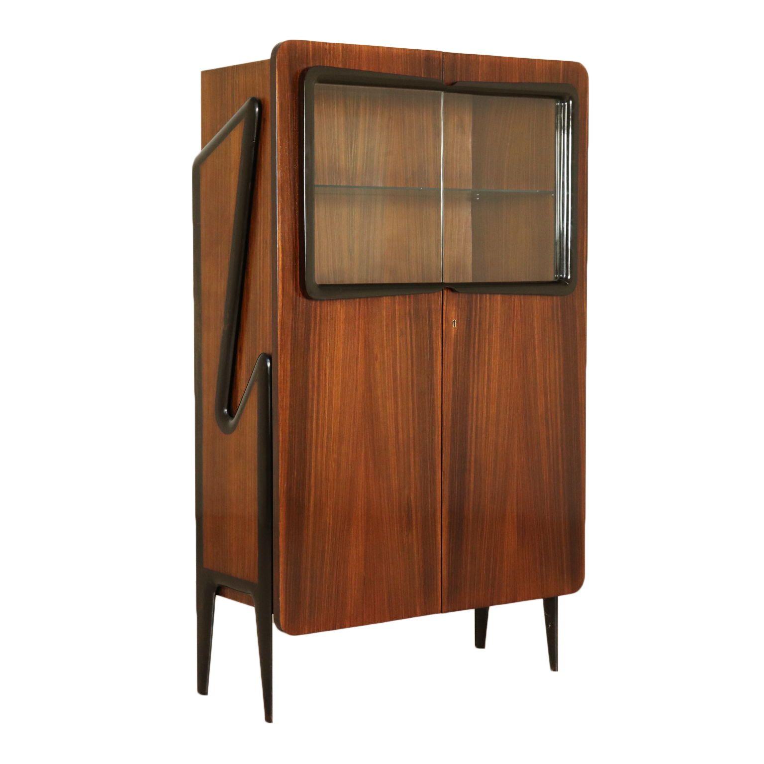 Esszimmerschrank Ico Parisi Mahagoniholz Furnier Italien 1952