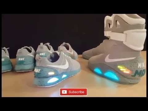 Nike Air MAG Low Roshe (Auto lace 2016 ) - http   maxblog 89be10df0