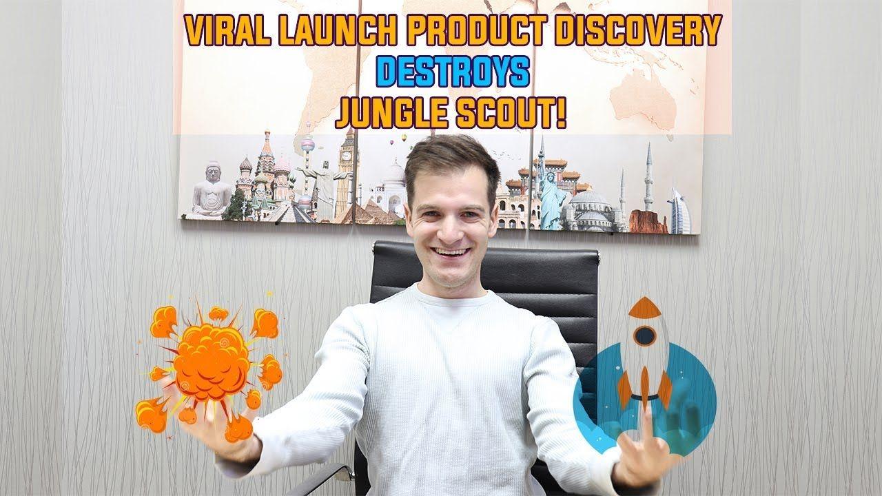 jungle scout launch